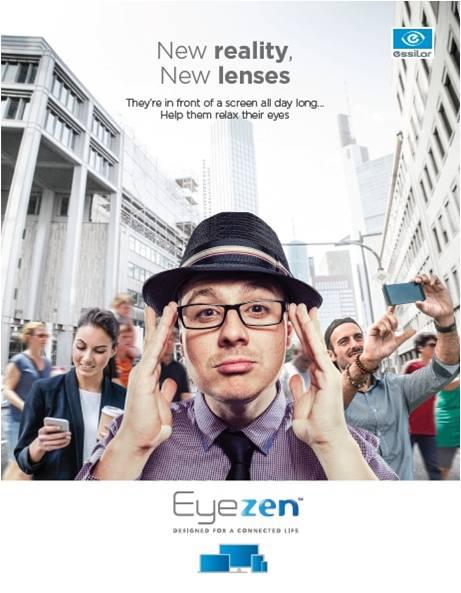 Eyezen from Essilor